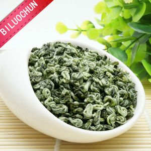 Top Quality 2018 Pi Lo Chun Slim Green Tea