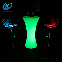 Gloeiende Led Cocktail <span class=keywords><strong>Tafel</strong></span> Outdoor Event <span class=keywords><strong>Bar</strong></span> Led Meubels