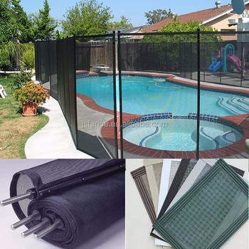 Mesh Swimming Pool Pvc Coated Removable Fence For Sale - Buy Pvc  Fence,Removable Fence,Swimming Pool Fence Product on Alibaba.com