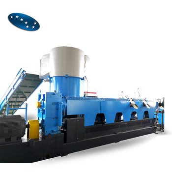 hot sale plastic grinding recycle granulator machine with factory price