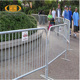 Best quality crowd barrier / hot sale used concert metal crowd control barriers