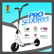 2017 Newest Adult Age Fast Pump Wheel Stand Up Stunt Scooter For Sale JB258