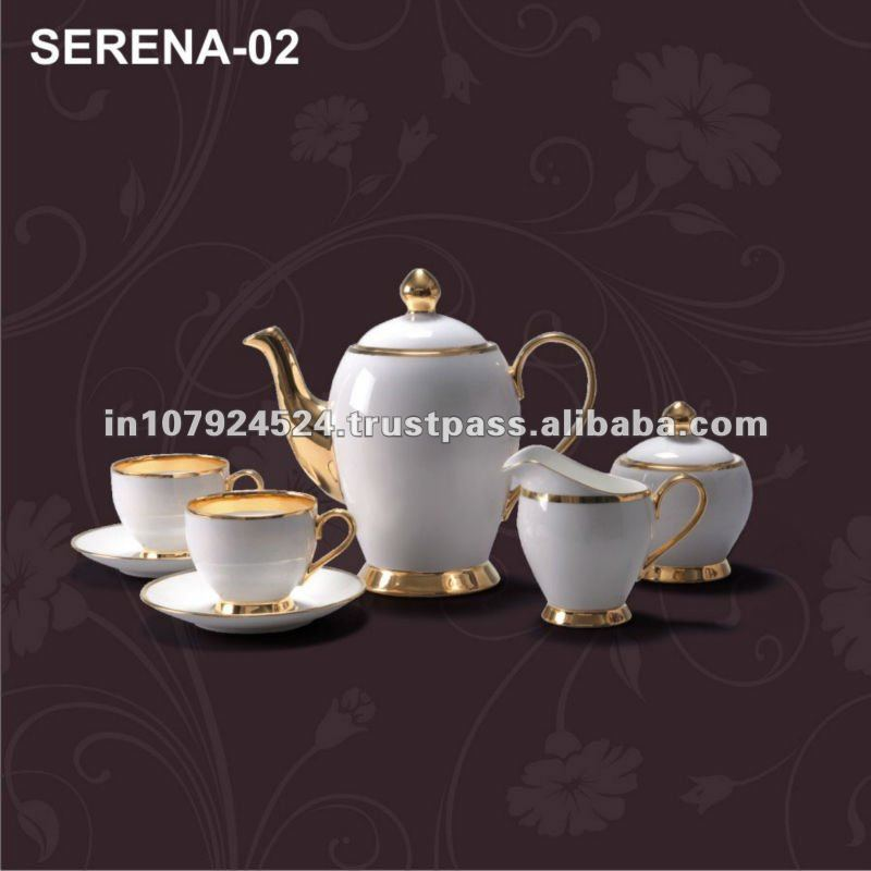 New Bone China Cup Saucer Set