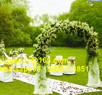 Large Metal Arch For Wedding Decoration Buy White Metal Wedding