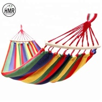 Wholesale Survival Outdoor Stripe Brazilian Hammocks Best Camping hammock