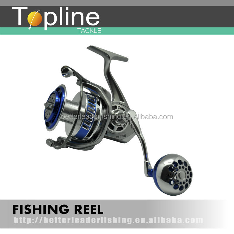 Better-Leader spool fishing reel , cheap fishing reels made in china