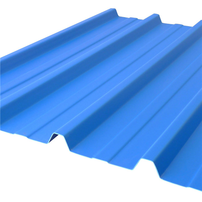 Color Corrugated Metal Steel Sheet For Roofing Panel - Buy Cheap ...