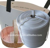 Packaging paper rope