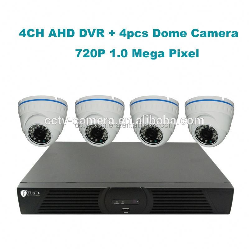 Factory 8CH H.264 CCTV Security System, Cheap DIY 8CH CCTV Home Surveillance DVR Kit, H.264 Security Kit with 8 Cameras