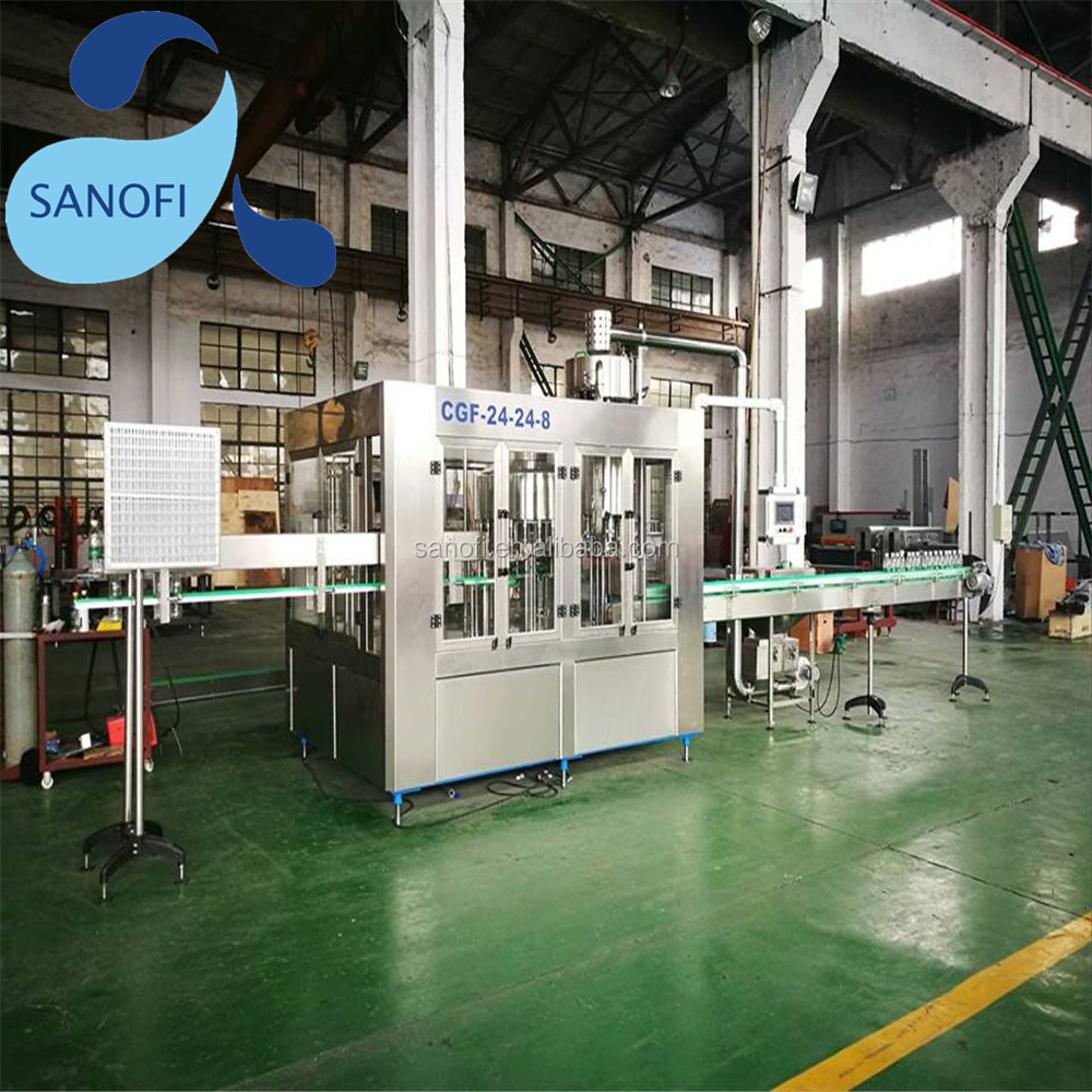 Water Bottling Factory, pet bottle filling machine, water bottling equipment price
