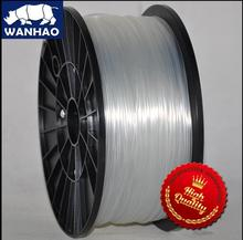3D Printer Filament – 1.75mm PLA Filament | WANHAO, plastic spool 1kg Nature Color