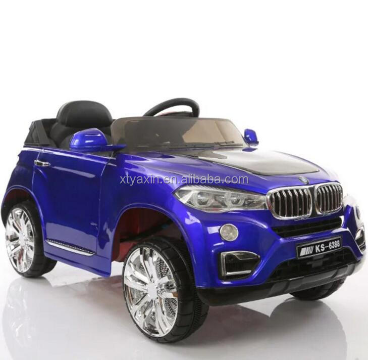 Kids Electric Ride On Toys Fashion Design Red Ride On Kids Car made by xingtai yaxin factory