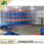 Heavy duty warehouse storage racking system pallet drive-in racking