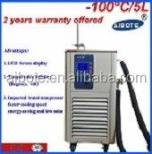 5L -25degree mini water cooling liquid Refrigerated heating circulating pump