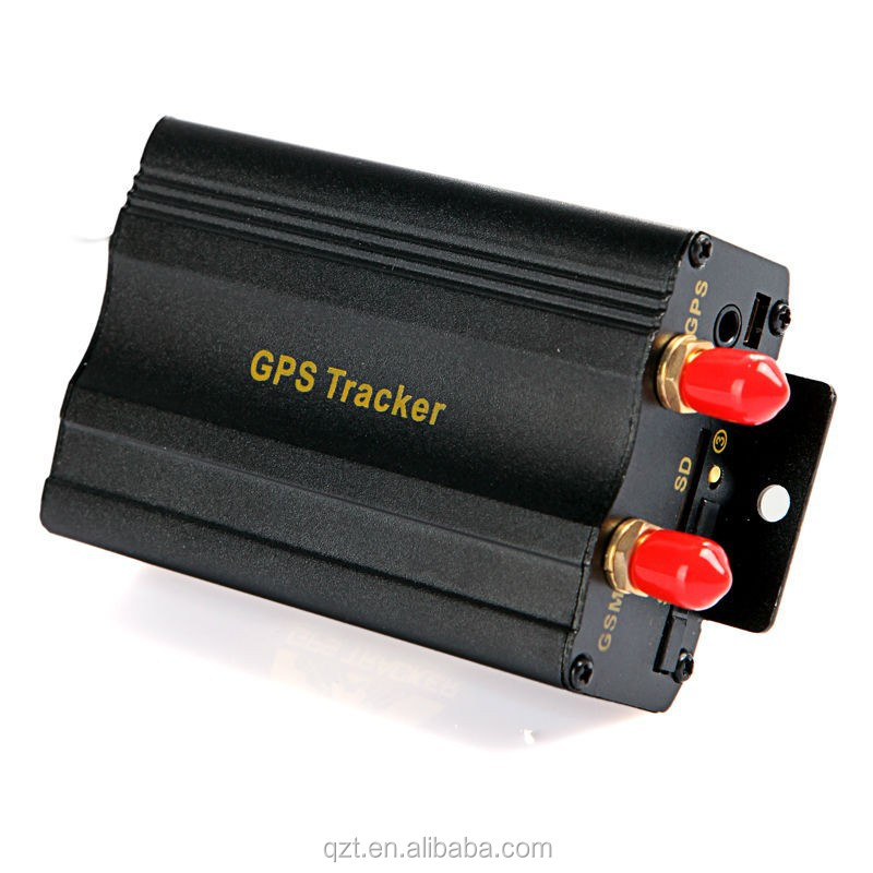 Vehicle Car GPS Tracker TK103A with Anti-theft Real-time tracking <strong>device</strong>