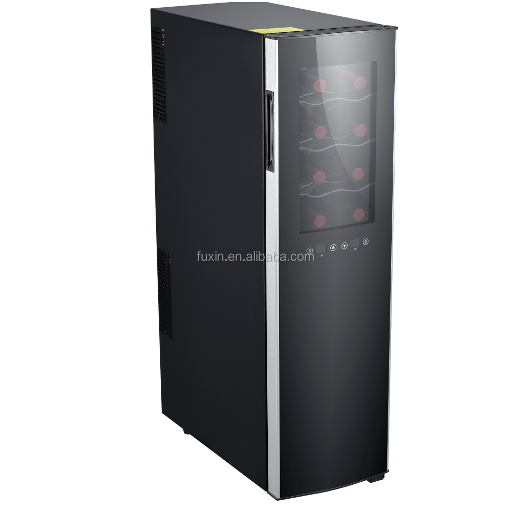 JC-53DRLW thermoelectric Wine Refrigerator/ wine chiller/ wine fridge