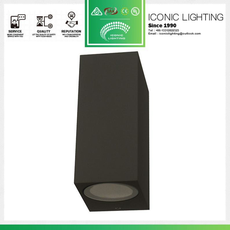 Custom hotel corridor led outdoor wall light