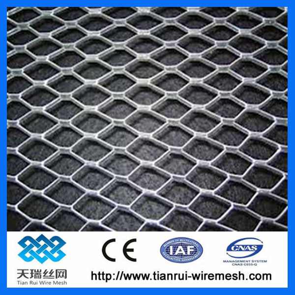low carbon steel /aluminum/stainless steel expanded metal mesh