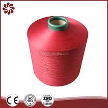 Good Supplier Textured Dyed Colors Dty Polyester Yarn