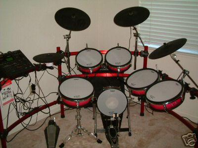 Roland V Session Electronic Drum Kit Extra Buy Electronic Drum