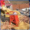 Farm corn sheller corn husking machine