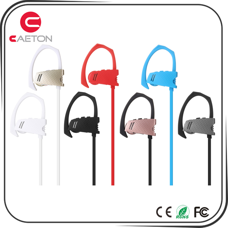 Brand new earpiece sports stereo bluetooth earphone bluethooth headphones