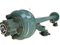 agricultural trailer axle and wheels for sale