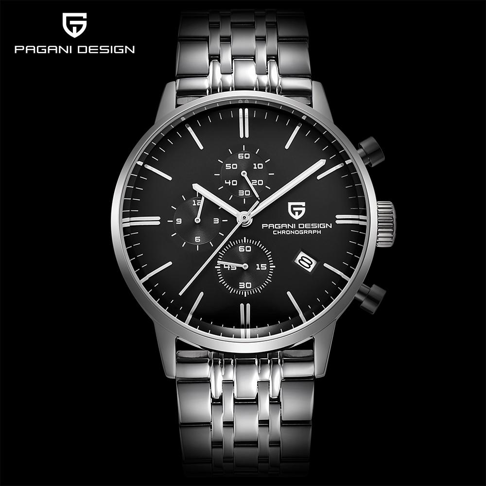 luxury brand men watches pagani design quartz wristwatch male