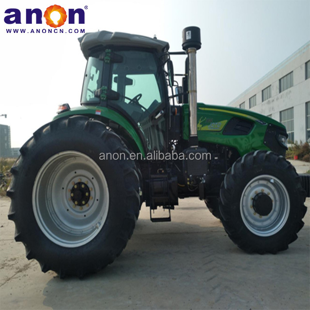 ANON 180 HP tractor machine agricultural farm equipment large size tractor price