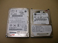 "second hand laptop hard disk (used notebook hard disk-2.5"" hdd 40G~320G )"