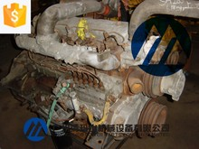 Used SH200 Diesel Engine motor KRH1011 KRH1012 IS-UZU 6BD1