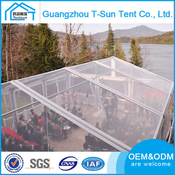 High Quality Luxury Outdoor Transparent Tents Clear Roof Marquee Party Wedding Tent For 500 People & High Quality Luxury Outdoor Transparent Tents Clear Roof Marquee ...
