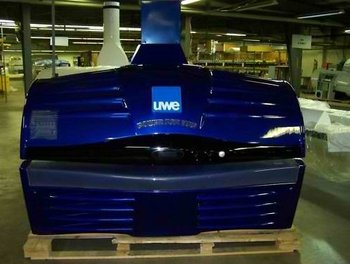 New Power 10 Minute Tanning Bed
