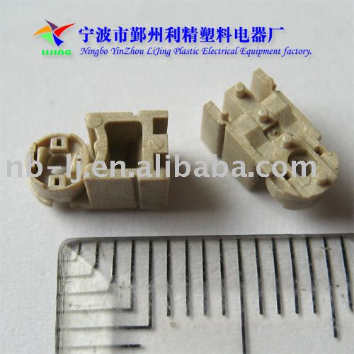high precision plastic injection parts for vibrating motor of Mobile phone