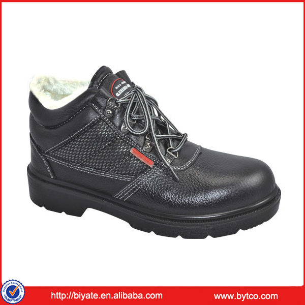 Mid-cut Safety Shoes