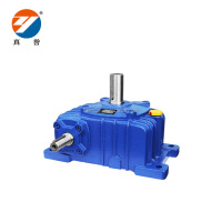 Durable WPO 1:50 ratio 2.2kw speed reducer gearbox