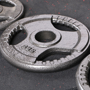 Cast Iron Weight Plate High Quality Grey Hammerton Plate With 4 Handles
