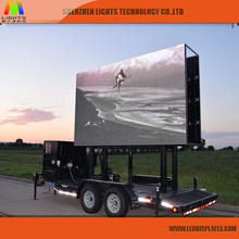 Alibaba P6 Outdoor Led Display Screen Billboard Mobile Trailer Led Sign
