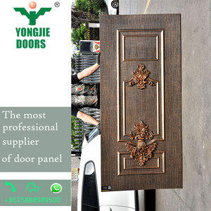 Door Decoration rolled steel door sheet galvanized skin