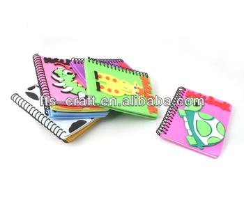 Eva Foam Notebook Buy Craft Notebook Paper Notebook Diy Foam
