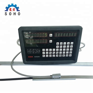 SOHO New Magnetic Grid Sensor Digital Readout Linear Scale And Dro