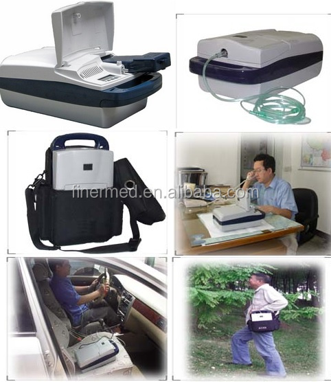 mini portable car oxygen concentrator with battery