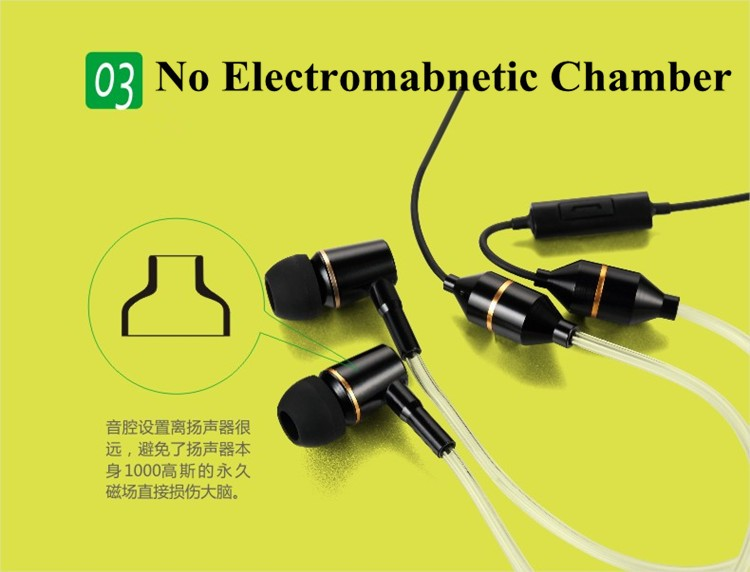 Emf Radiation Proof Health And Safe Stereo / Mono Headset In Pu Tube - Buy  Radiation Air Tube Headset,Sound Proof Headset,Studio Stereo Headset