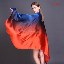 online shop hot selling Euro-Pop ombre silk scarf
