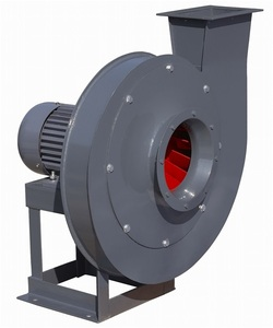 High efficiency low price high temperature resistant exhaust blower fan centrifugal fan for Brick Kiln