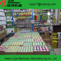 Applicated Water Based Glue Bopp Adhesive Machine / Sticker Papaper Making Equipment /Label Coating Line