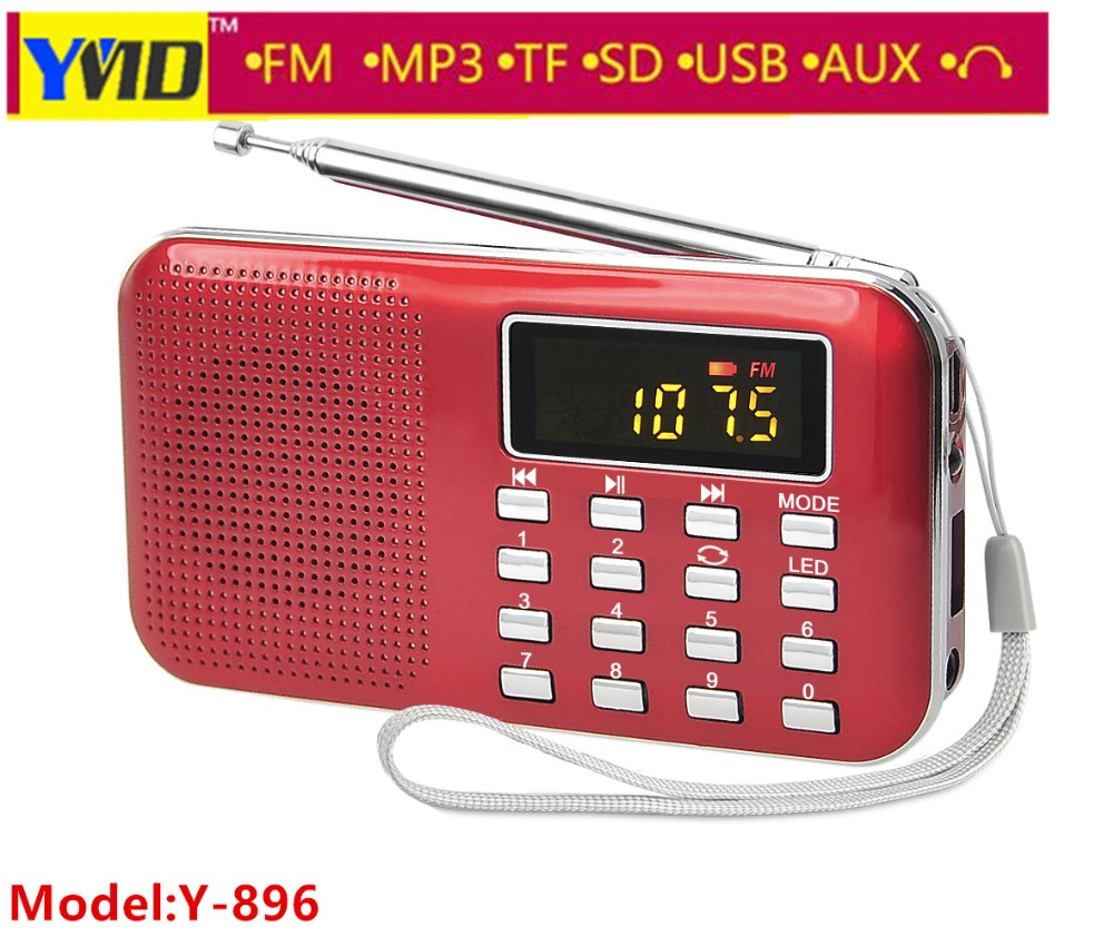 Portable Small Size Fm Radio High Quality For Promotion Buy Radioportable Product On