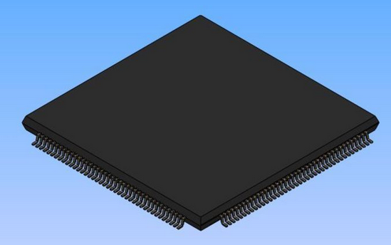 laptop ic chip EPF6024AQC240-3 Altera FLEX 6000 Programmable Logic IC Chips
