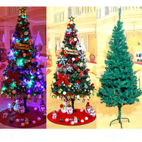 Factory Wholesale Creative DIY Christmas Trees 18cm Lighted Christmas Tree Best Artificial Christmas Trees for Decoration