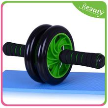 Hot sale abdominal ab exercise wheel H0Tfqk small roller wheel